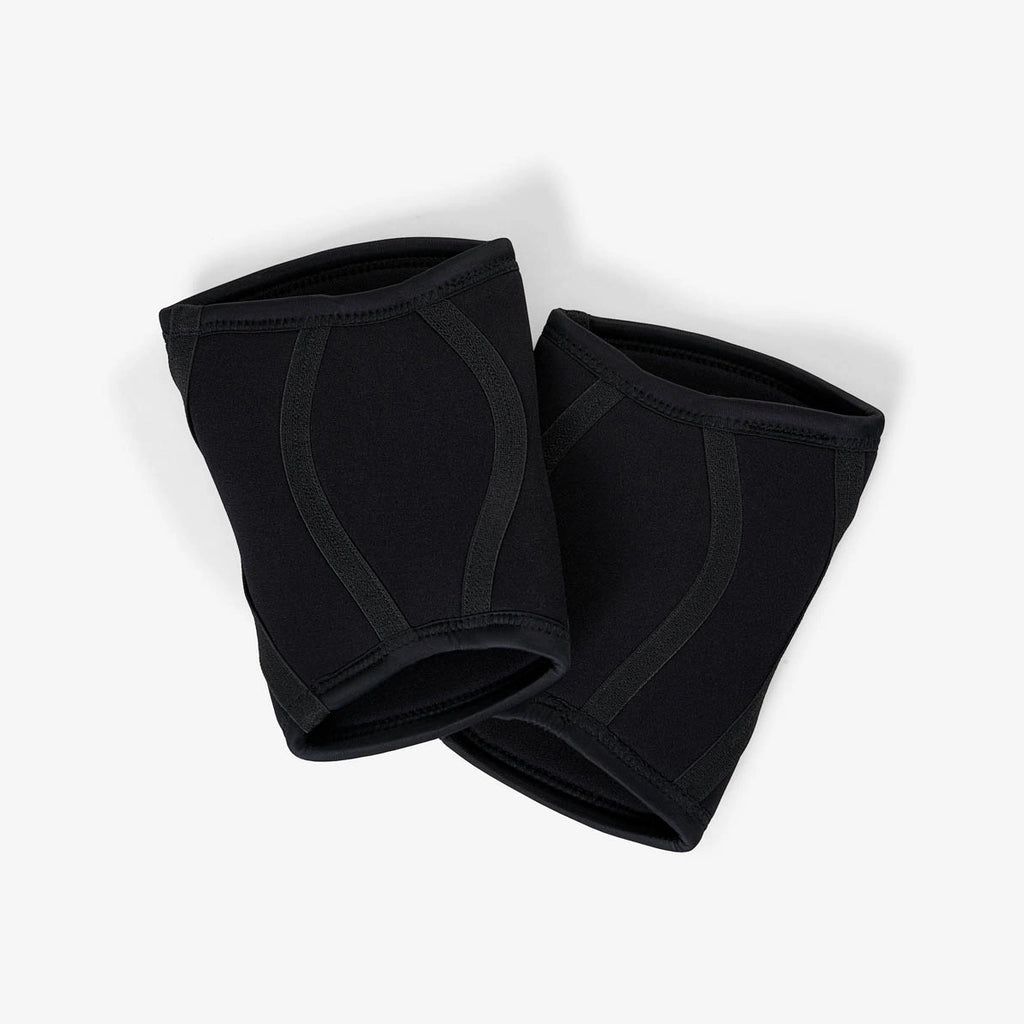 ICANIWILL – KNEE SLEEVES BLACK