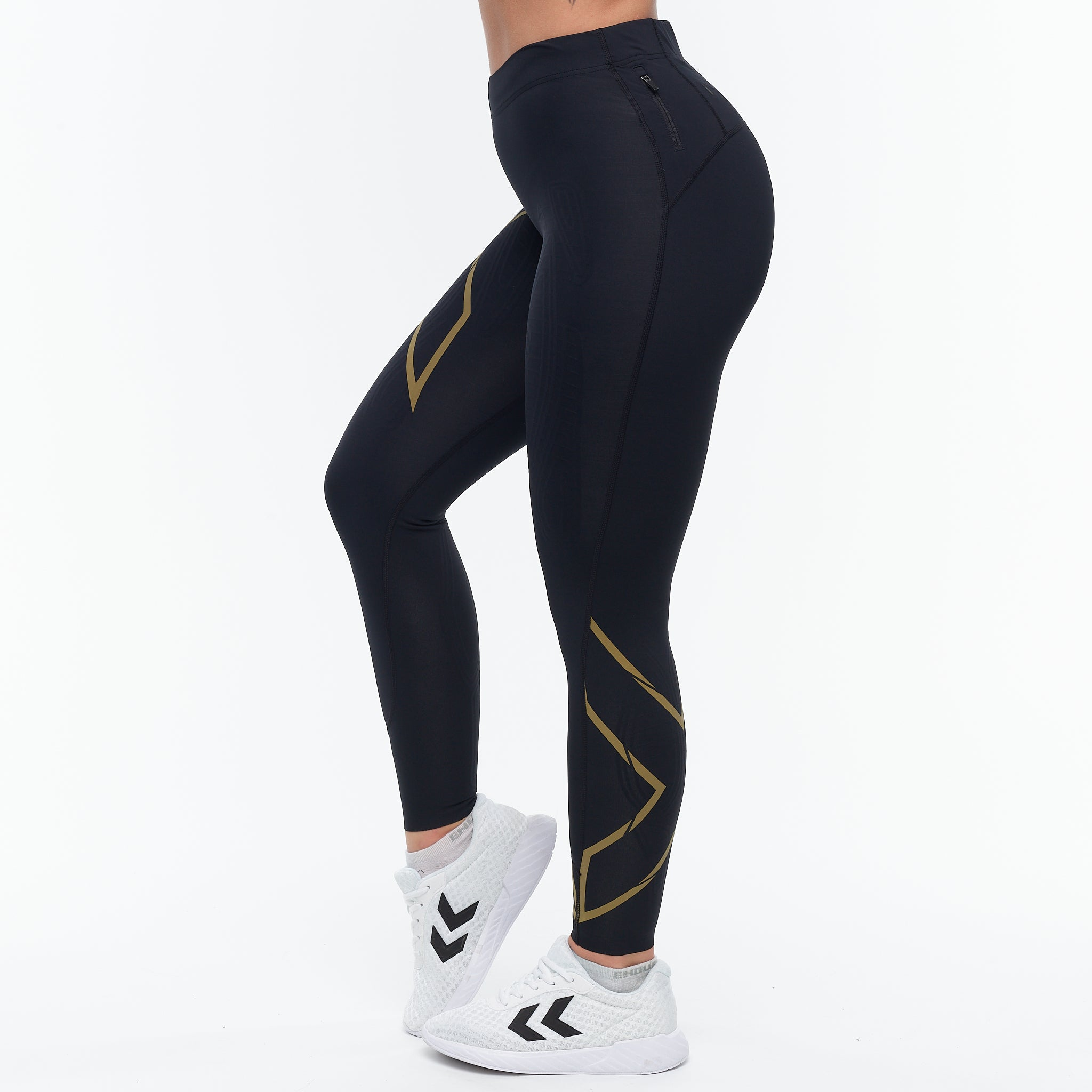 Billede af 2XU - MCS RUN COMPRESSION TIGHTS BLACK