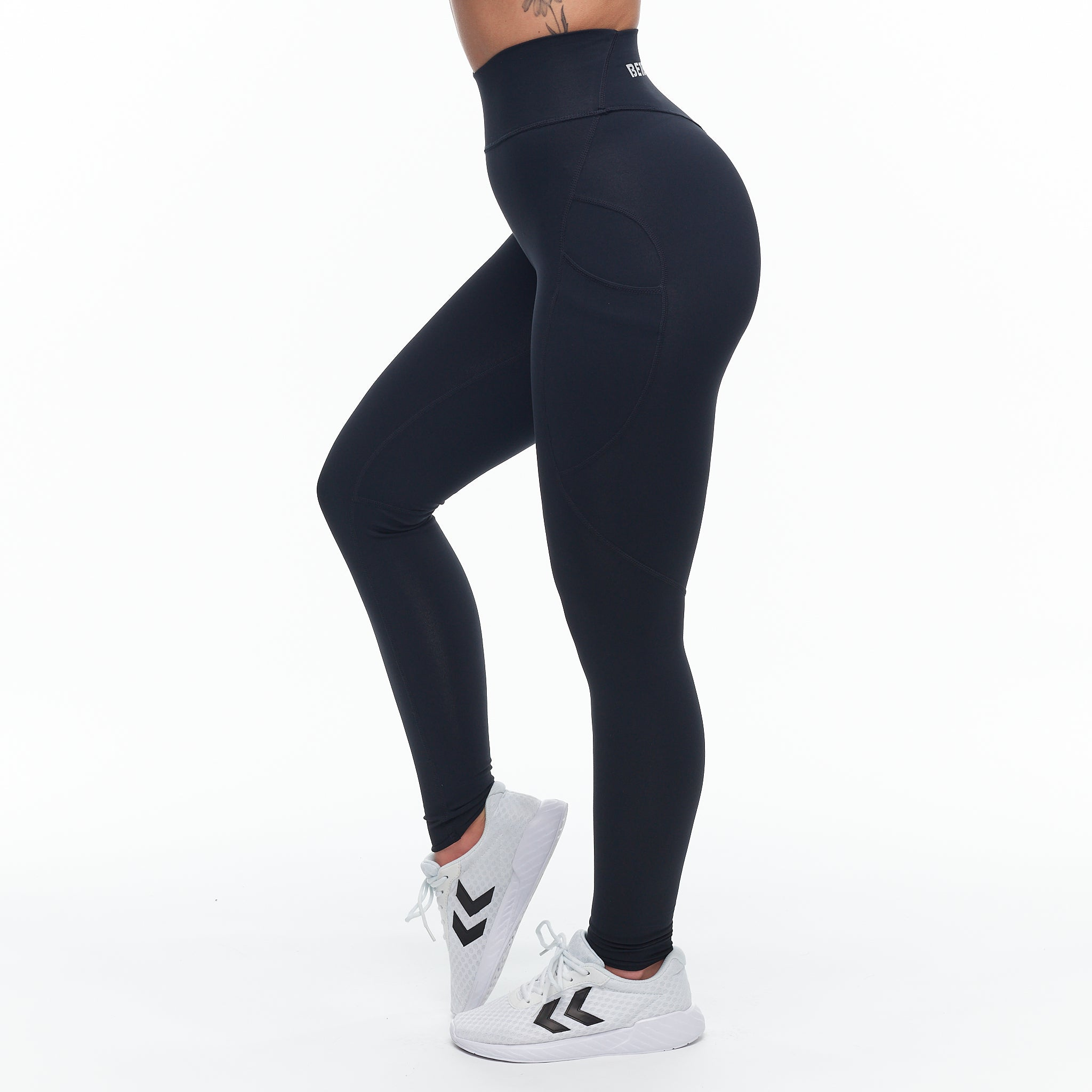 BETTER BODIES – SOHO LEGGINGS BLACK