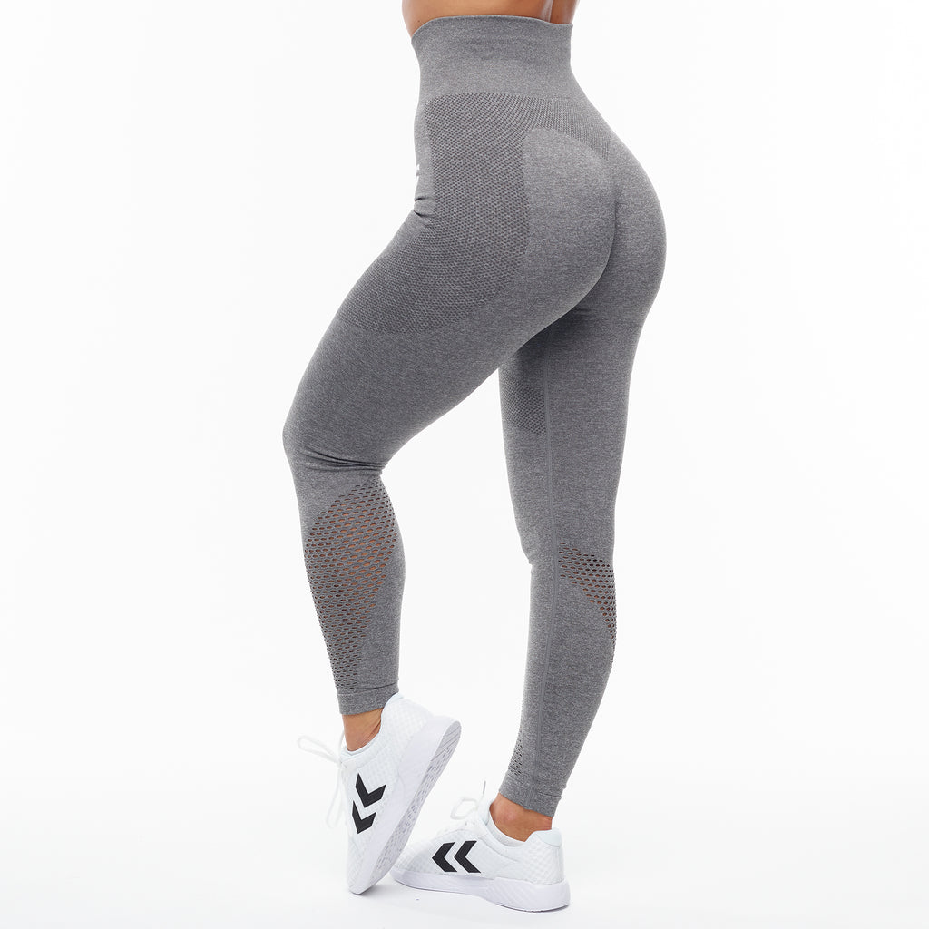 GYMONE – ACCEPT TIGHTS LIGHT GREY