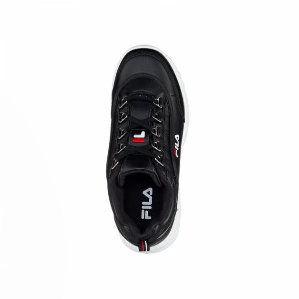 FILA - STRADA LOW BLACK