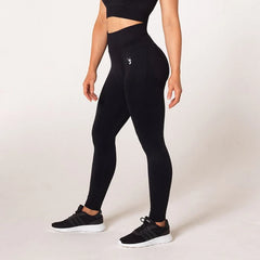 V3 APPAREL - DEFINE SEAMLESS TIGHTS BLACK