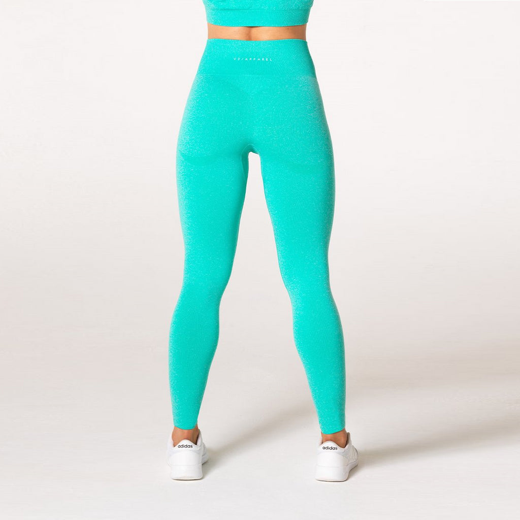 V3 APPAREL - UPLIFT SEAMLESS TIGHTS MINT
