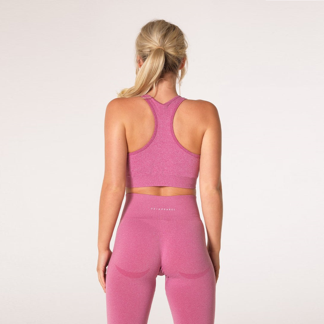 V3 APPAREL - UPLIFT SPORTS BRA PINK