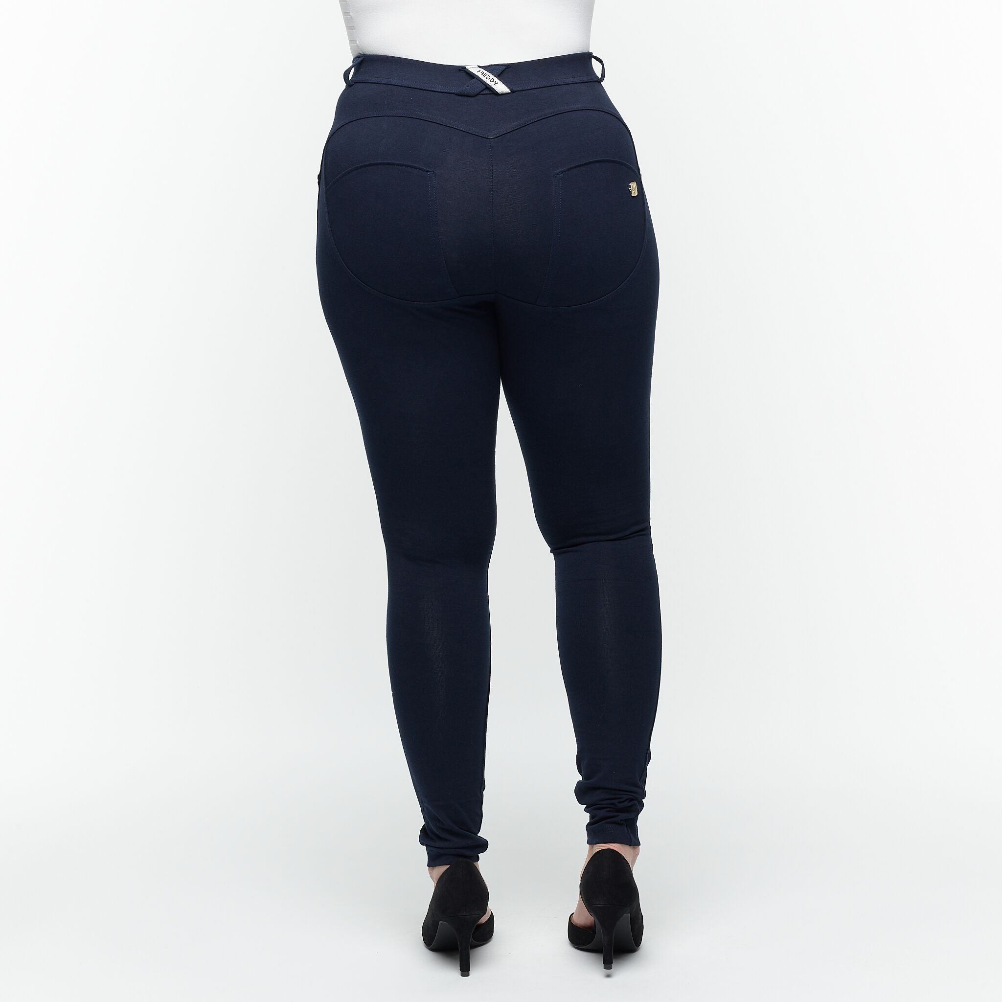 FREDDY WR.UP® CURVY - NAVY BLÅ