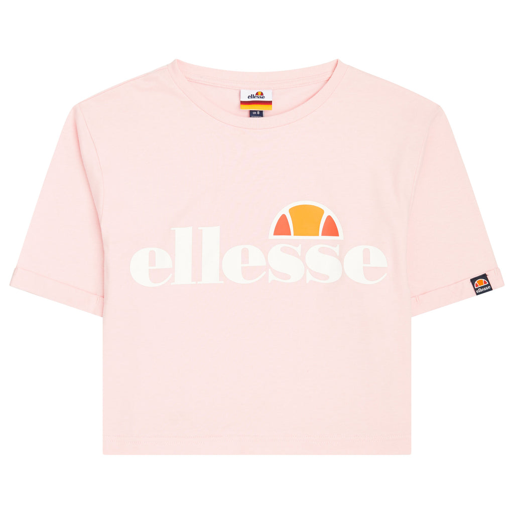 ELLESSE - ALBERTA T-SHIRT LIGHT PINK