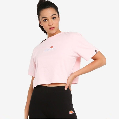 ELLESSE - FIREBALL T-SHIRT LIGHT PINK