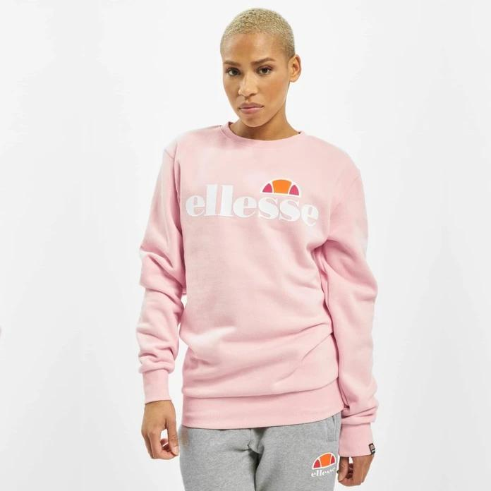 ELLESSE - AGATA SWEATSHIRT LIGHT PINK