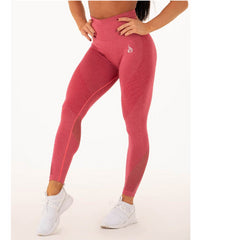RYDERWEAR - SEAMLESS TIGHTS V.2 HOT PINK