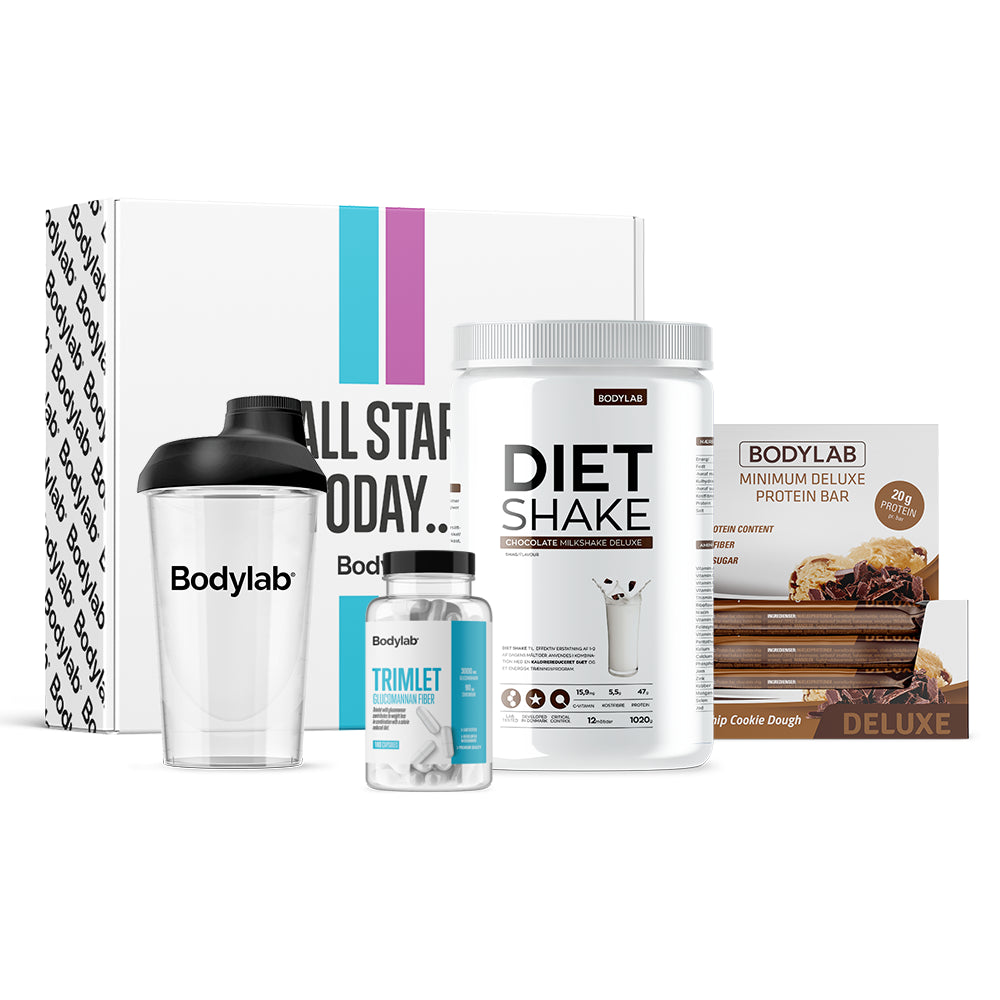 BODYLAB - LOOSE WEIGHT THE COMPLETE BOX