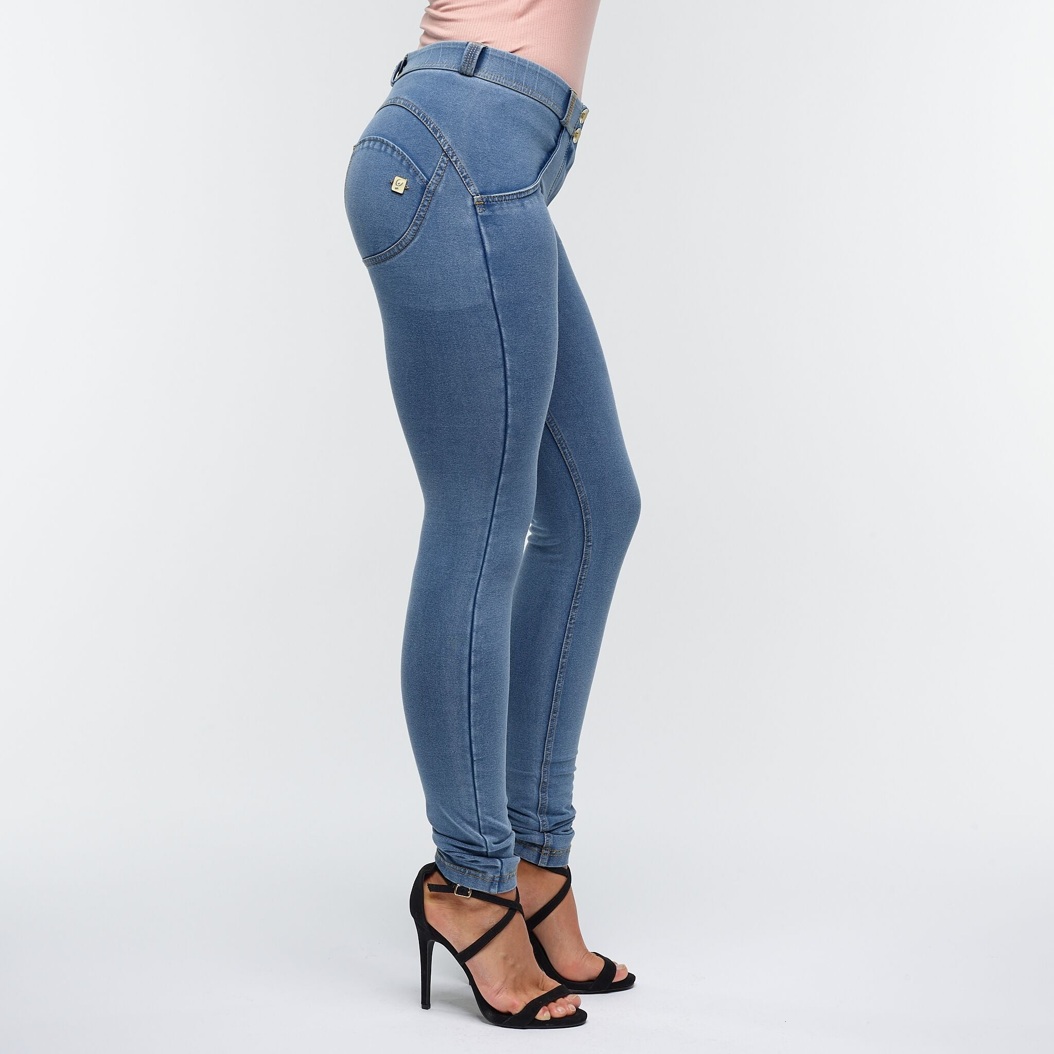 FREDDY WR.UP® REGULAR WAIST - DENIM LYS