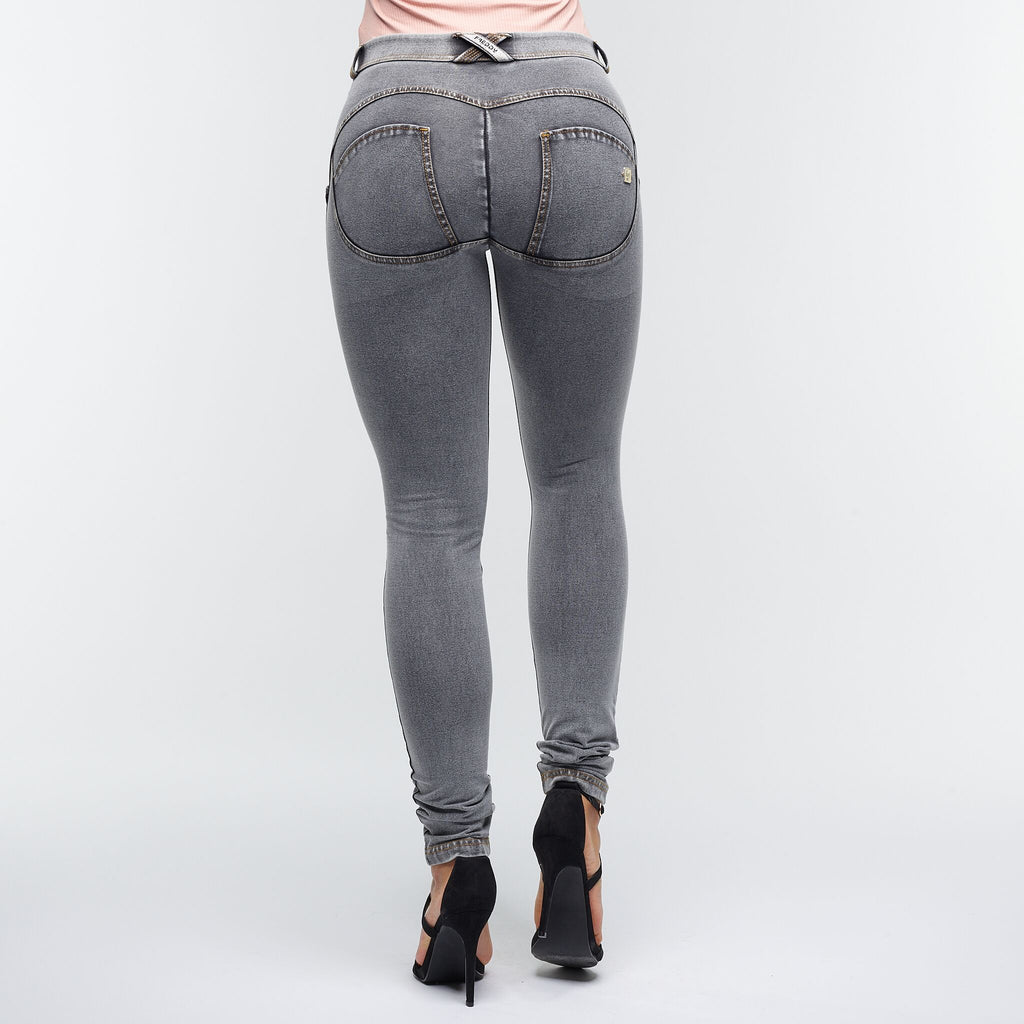 FREDDY WR.UP® REGULAR WAIST - DENIM GRÅ