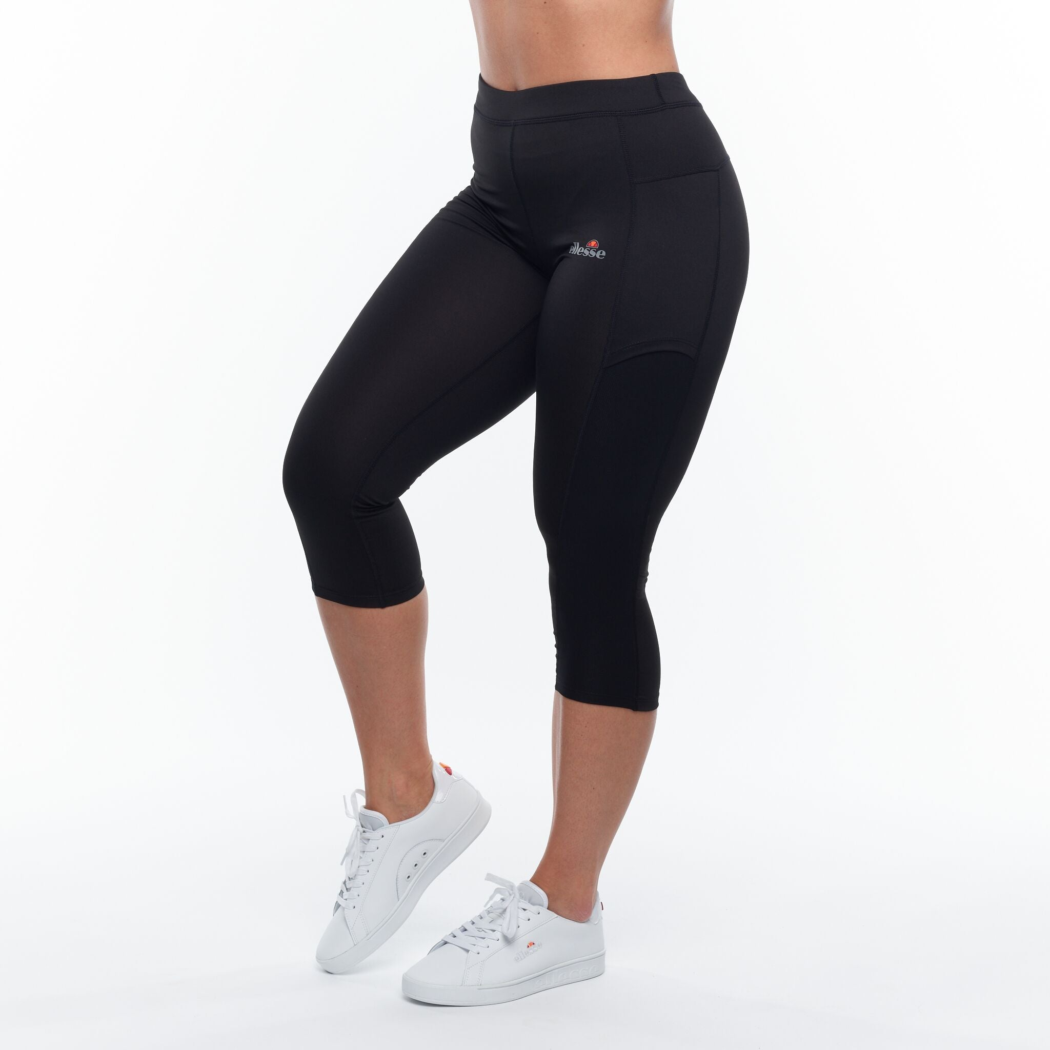 ELLESSE - SPECTRE CAPRI TIGHTS BLACK