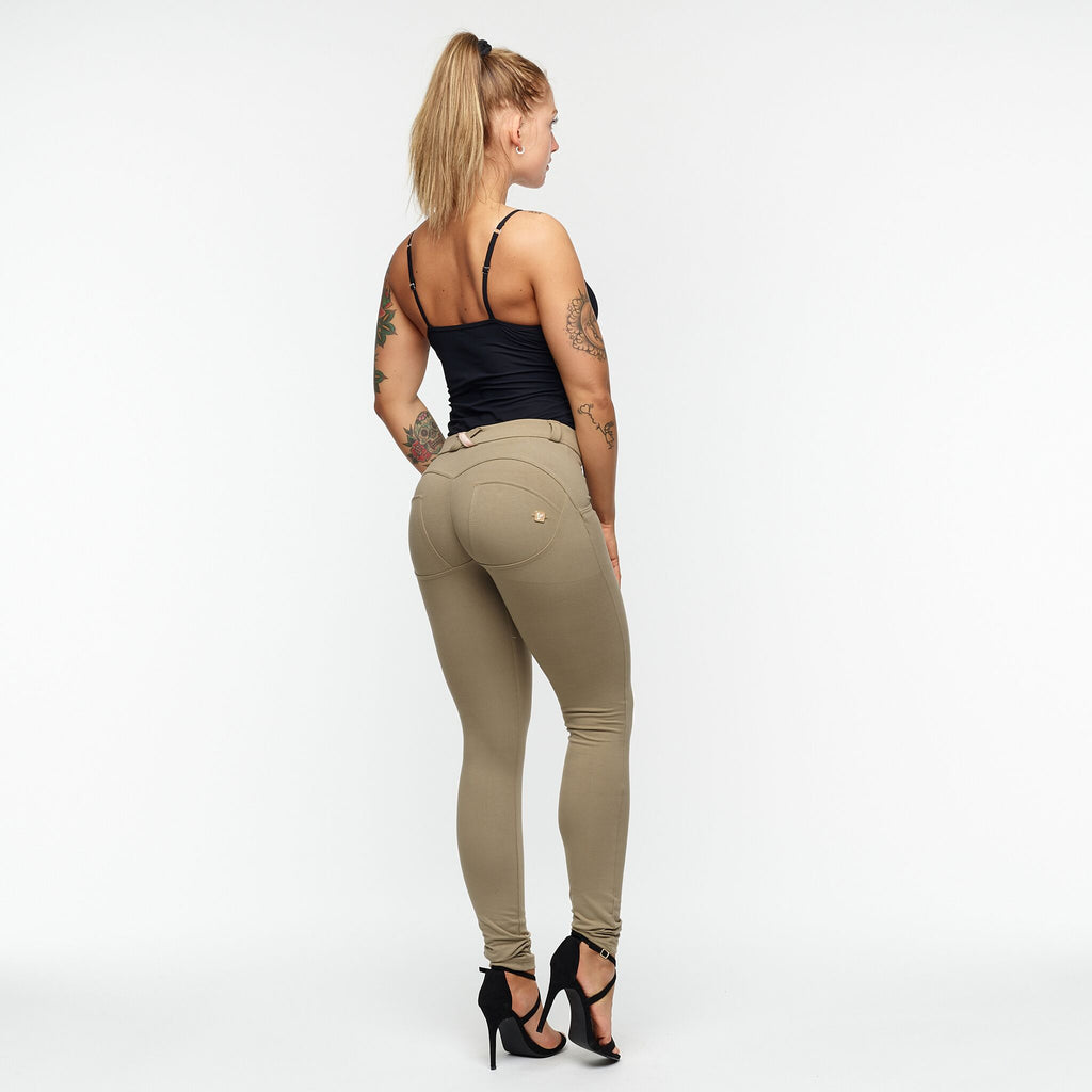 FREDDY WR.UP® REGULAR WAIST - SAND