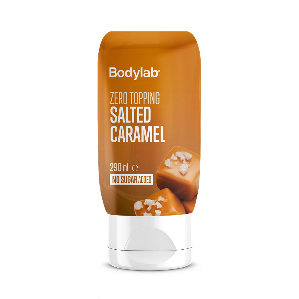 BODYLAB - ZERO TOPPING SALTED CARAMEL