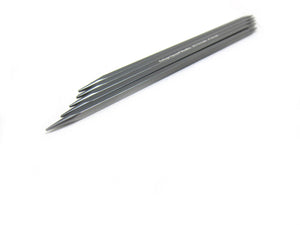 "7"" Kollage Double Pointed Needles - SQUARE - Steel"