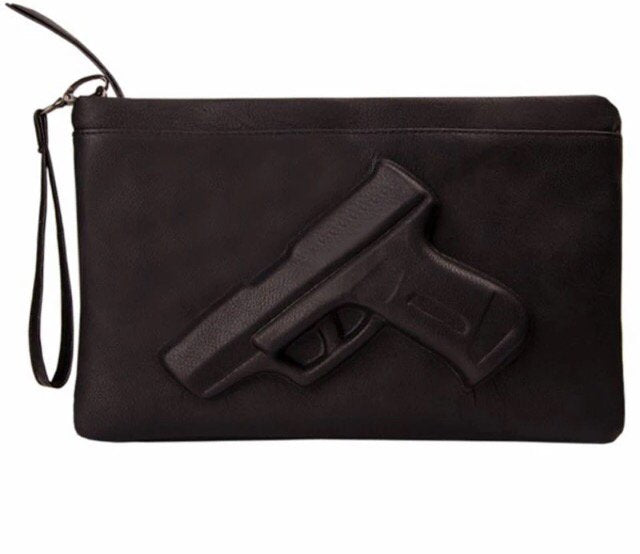 Gun Girl Clutch