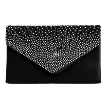 Satin Diamond Purse