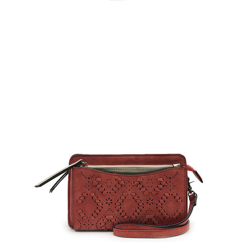 Jordanna Zipper Satchel
