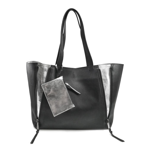 WINTER TOTE BLACK