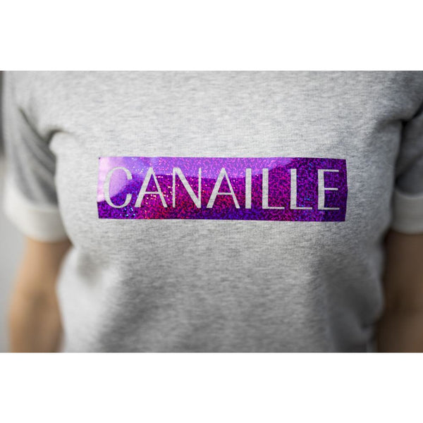 Canaille - short sleeve sweater - Les Canailles