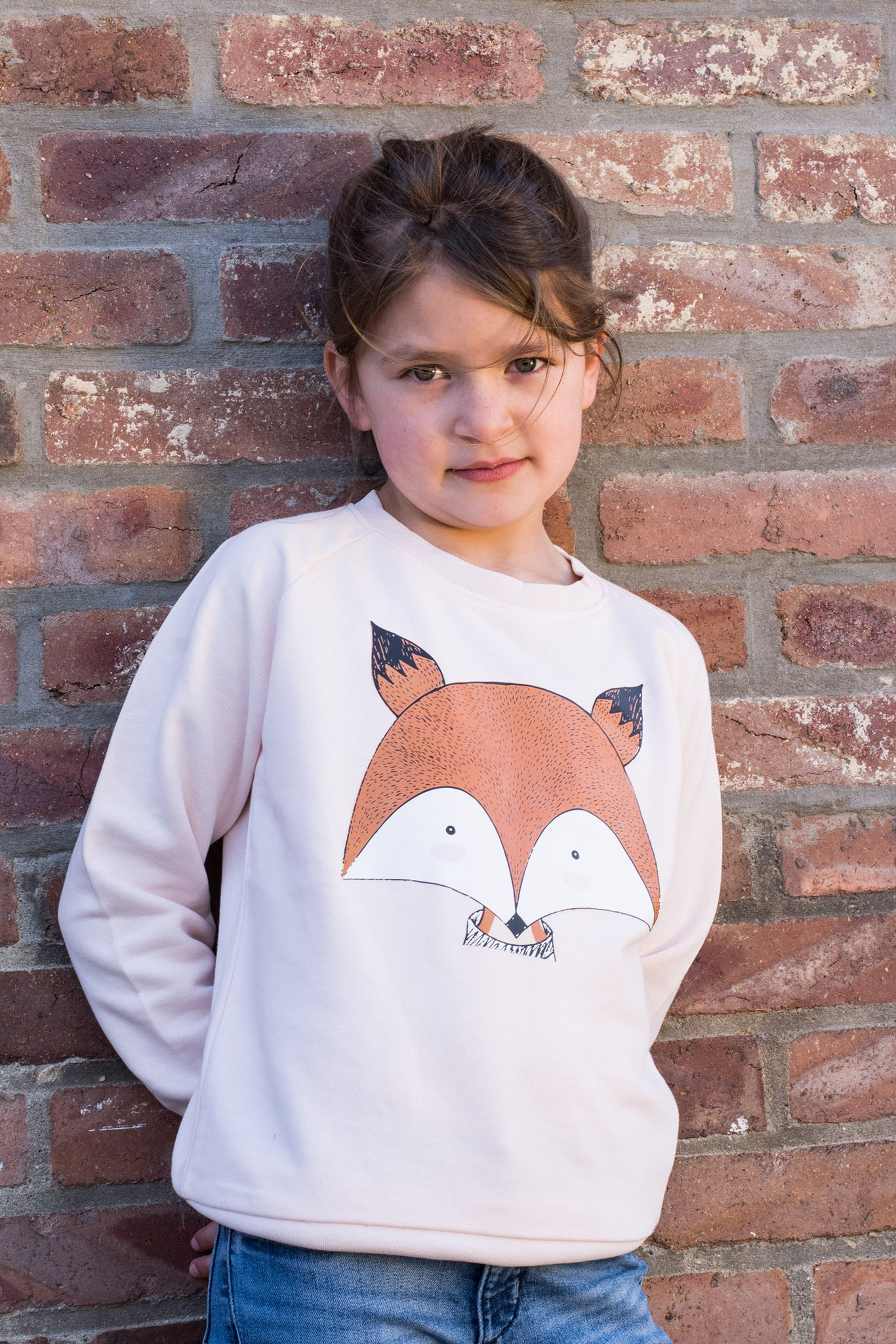 Foxy - sweater - Les Canailles