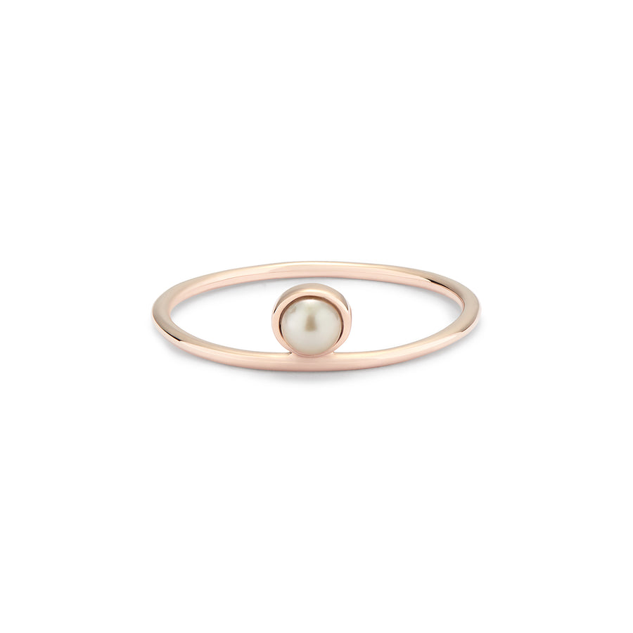 LOMA RING WHITE PEARL