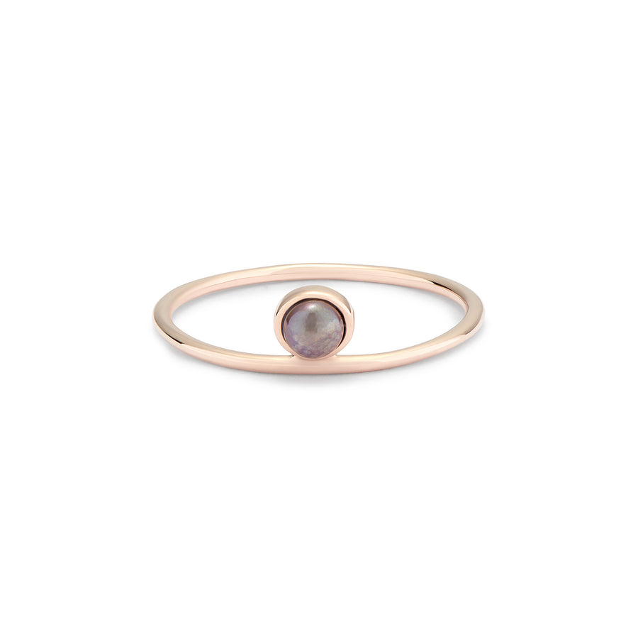 LOMA RING BLACK PEARL