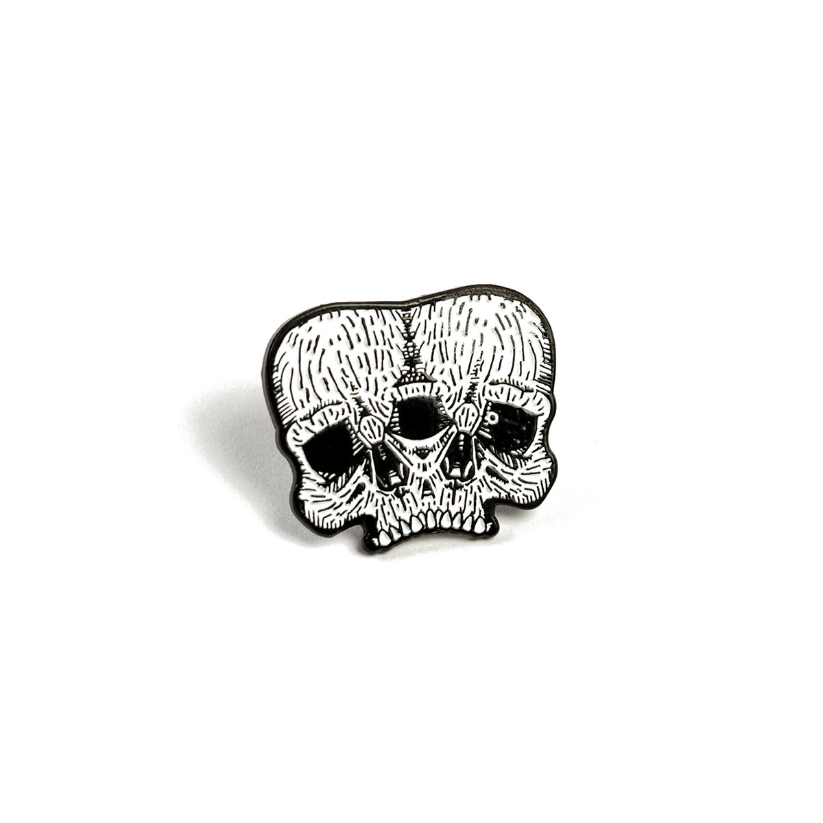 'Seeing Double Your Bullshit' Soft Enamel Lapel Pin