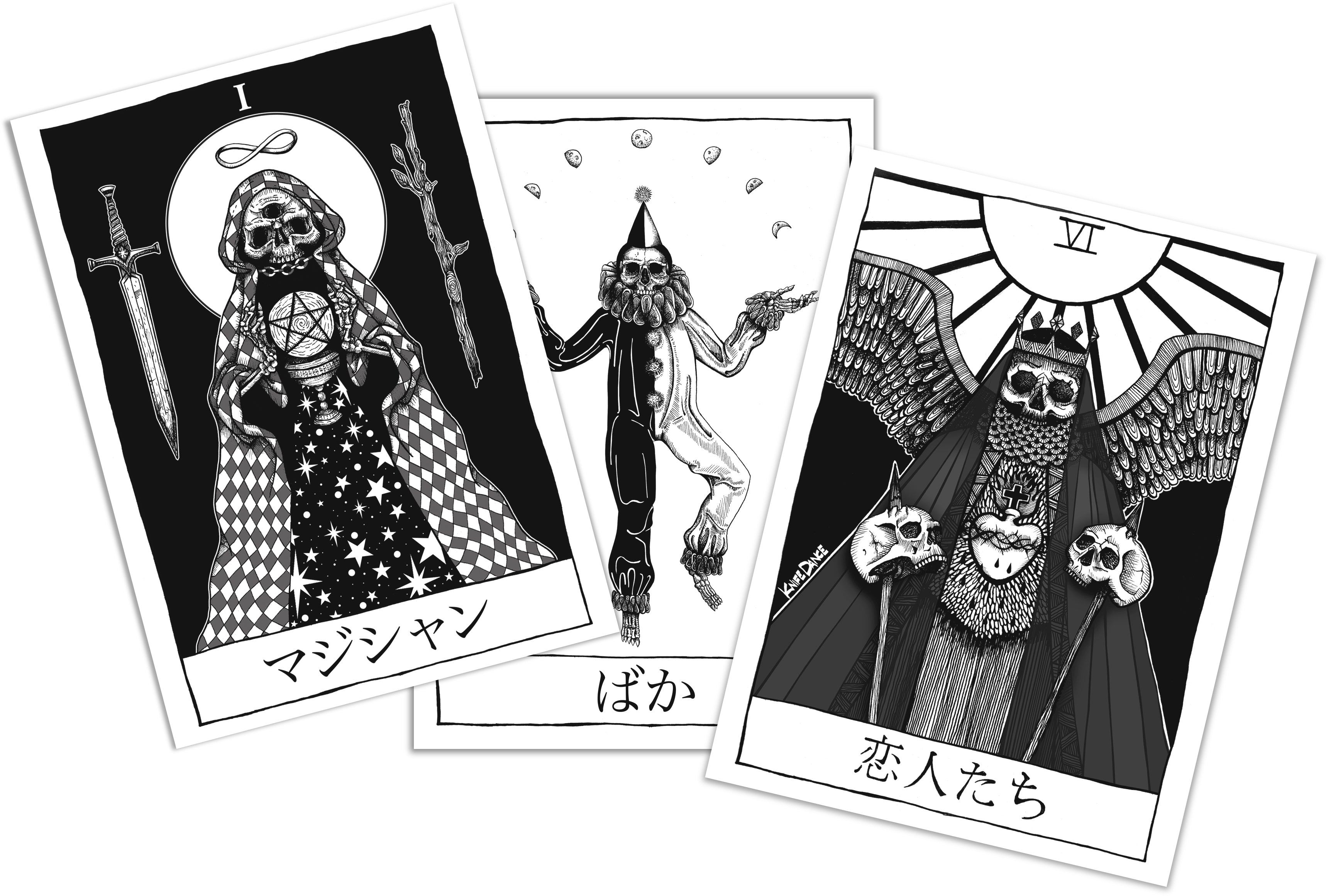 Tarot Card Bundle