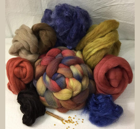Napa Valley Spinning Club Kit September 2017