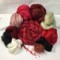 Spinning Kits, Spinning Fiber Club Kits