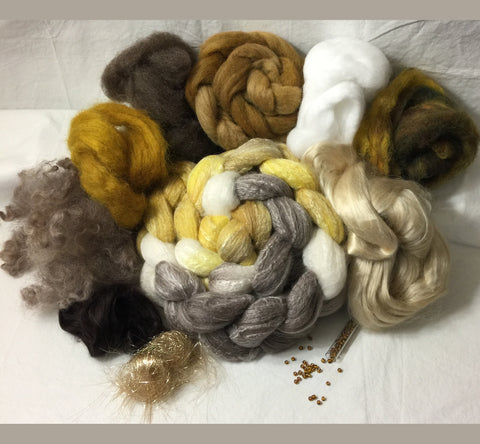 Napa Valley Fiber Club Kit March 2017 In Like A Lion