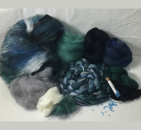 Napa Valley Fiber Club Kit July 2017 Cabo Wabo