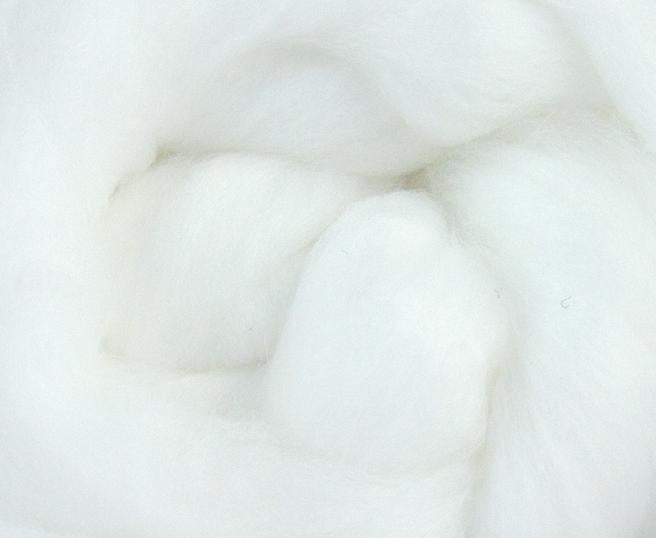 Faux Cashmere Top Spinning Fiber ~ 2 oz