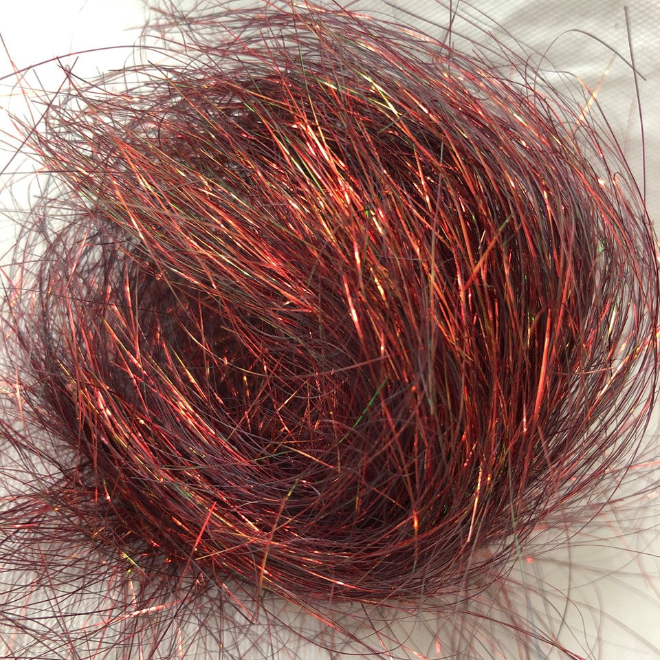 Holly Berry Angelina Flash Sparkling Blending Fiber