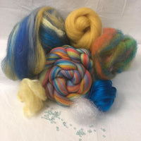 Mini 'HOT Tropical Summer!' Spinning Kit ~ Mini Spinny's are back! Great for Gifts or treat yourself!