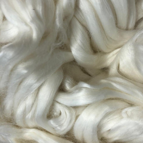 Ramie Top Fiber ~ 2 oz spinning fiber