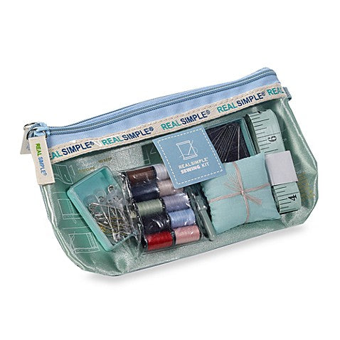 Sewing Kit! ~ A must have for travel or quick fixes at home!