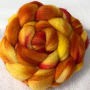 Farm Blend Braid ~ Hand Dyed 4 Oz