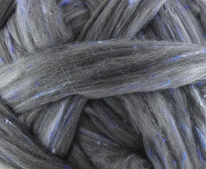 Folklore Collection ~ Fable Merino/bamboo/tweed Blend / 4 Oz Dyed Fiber