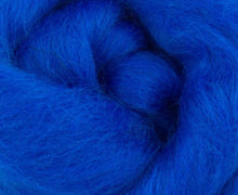 Napa Valley Fibers Blue Faced Leicester Mixed Bag ~ Fiber Tasting #9 Dyed