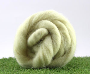 Radnor Wool ~ Natural White Top 4 Oz Fiber
