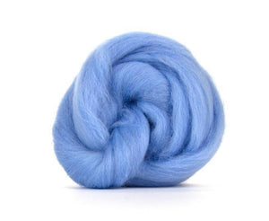 Shetland Dyed Wool Top Dream ~ 4 Oz Fiber