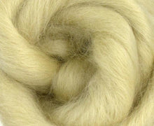 Wensleydale Top ~ Natural Spinning Fiber / 1 Lb Bag