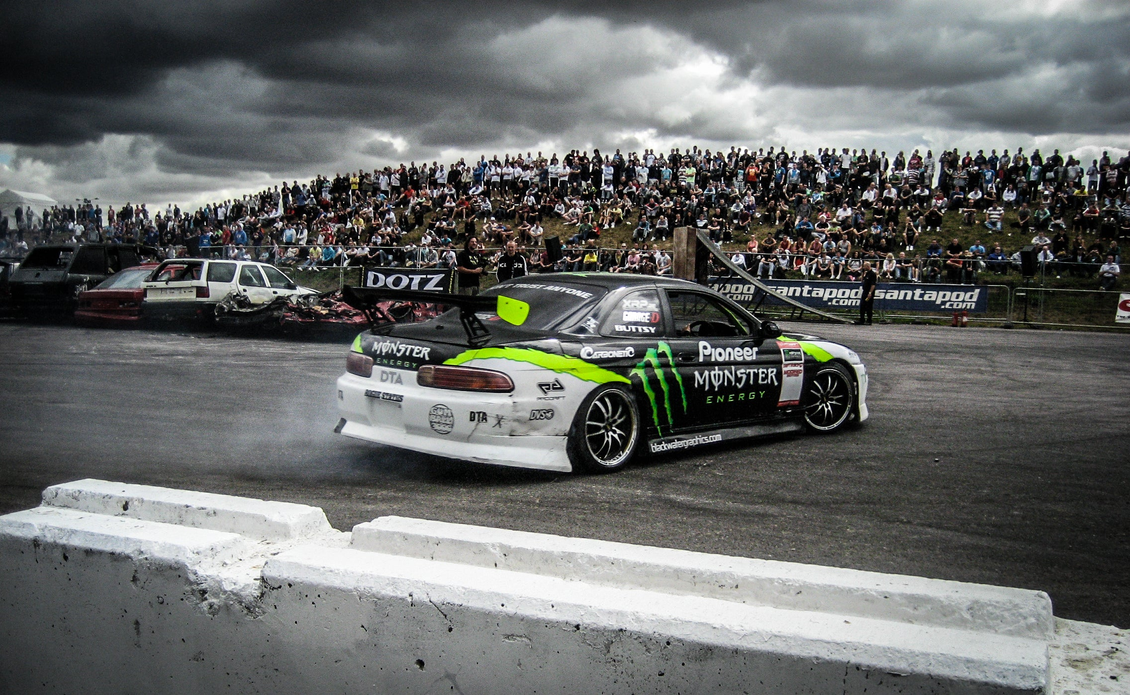 The Best UK Drift Events by Thomas Oldham