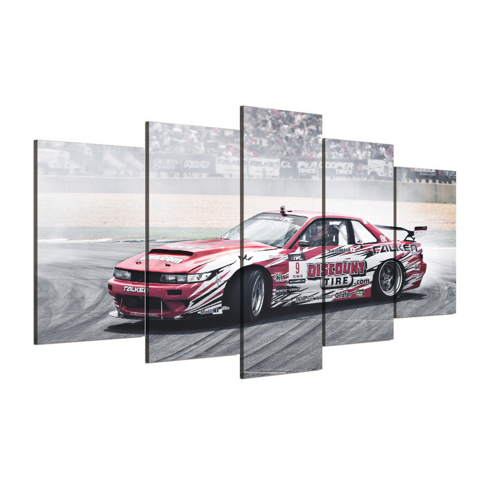 Dai Yoshihara 5 Piece Canvas Print