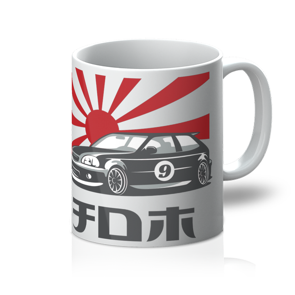 JDM Mug – Fan Of Drift? Get the Best Drifting Style Mug Today!