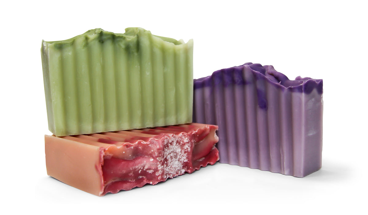 Handcrafted Essential Oil & CBD Soaps from Healing Harbors