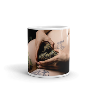 """Baked Goods"" Mug by Queen Kitty"